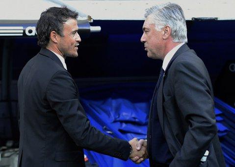 """Luis Enrique: """"Real Madrid a meritat să câştige. Trebuie să învăţăm din acest eşec, să creştem"""""""