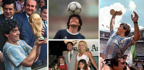 ATUNCI ŞI ACUM | Ce vrăji mai face Maradona? Ziua lui El Pibe D'oro, ziua fotbalului spectacol