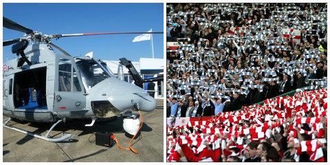 Elicopter contra drone. Scenariu terifiant pentru derby-ul de jumătate de miliard de euro de la Manchester
