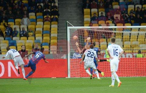 """Dinamo Kiev, adversara Stelei în Europa League, merge """"ceas"""" în campionat. Iarmolenko&Co s-au impus fără probleme pe terenul lui Metalurg Zaporoje"""
