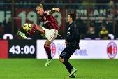 Mancini a revenit pe bancă cu un egal: AC Milan - Inter Milano 1-1