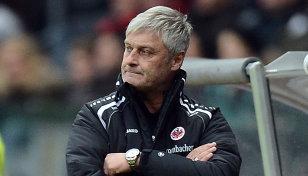 Maxim a rămas fără antrenor. Armin Veh a demisionat de la VfB Stuttgart