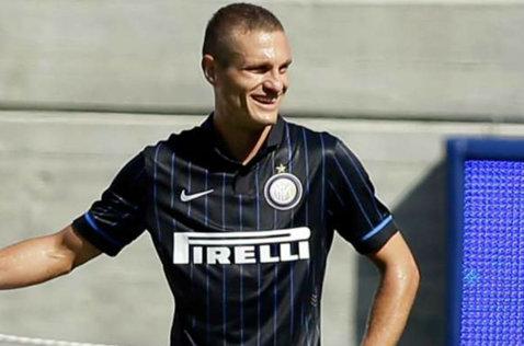 """Mancini: """"Vidic nu este obişnuit cu fotbalul italian, are nevoie de timp"""""""
