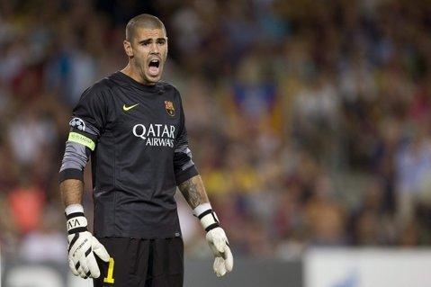Nu va juca pentru Manchester United. Victor Valdes a încheiat colaborarea cu formaţia de pe Old Trafford