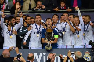 Real Madrid, record de goluri într-un an calendaristic pentru o echipă spaniolă