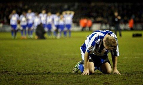 Thriller în Cupa Angliei: 32 de penalty-uri, record absolut în istoria competiţiei, într-un meci între două echipe din ligile inferioare