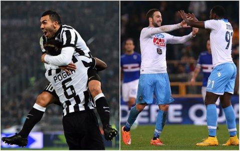 Meci interzis cardiacilor la Doha! Napoli a câştigat Supercupa Italiei în faţa lui Juventus, 6-5 după penalty-uri
