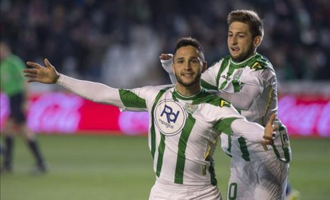 """""""Galacticii"""" câştigă şi rămân lideri: Cordoba - Real Madrid 1-2. Andone a ratat o ocazie uriaşă: a tras în bară după ce a rămas singur cu Casillas"""