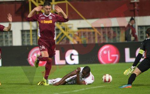 Rada, debut nefericit la Bari. Românul a jucat titular, dar a fost eliminat în minutul 59