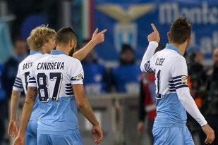 Lazio Roma a învins AC Milan, scor 3-1, în campionatul Italiei