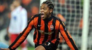 Şahtior Doneţk a refuzat o primă ofertă a clubului AS Roma pentru Luiz Adriano