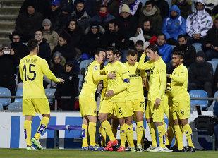 Villarreal, Athletic Bilbao şi Espanol Barcelona s-au calificat în semifinalele Cupei Spaniei