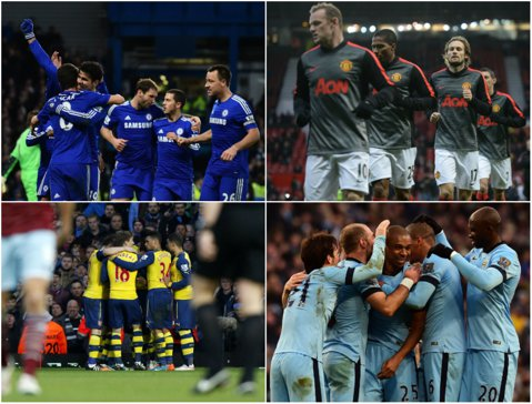 Premier League   Derby indecis în Anglia: Chelsea - Manchester City 1-1. Pantilimon a fost integralist în Sunderland - Burnley 2-0. Rezultatele zilei