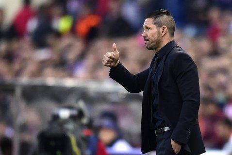 PSG, în pericol de a fi sancţionată de FIFA după ce a încercat să negocieze cu Diego Simeone