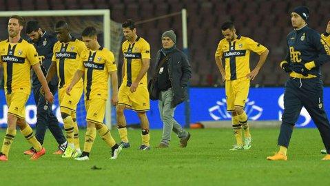 Un nou meci al echipei Parma din campionatul Italiei a fost amânat
