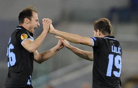 Radu Ştefan, integralist pentru Lazio în victoria clară de la Sassuolo. Trupa lui Pioli visează la Liga Campionilor