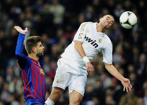 Dialog neobişnuit în timpul derby-ului Spaniei: ce i-a spus Pepe lui Pique