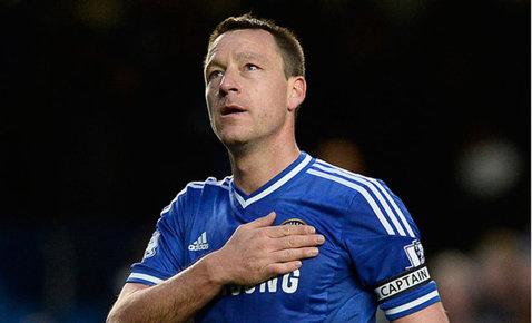 """John Terry şi-a prelungit contractul cu Chelsea. Mourinho: """"Merită total"""""""