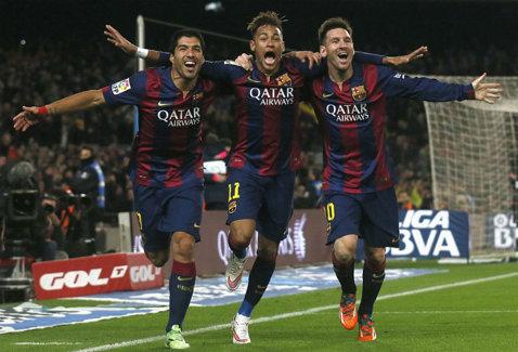 Barcelona a doborât un record vechi de 55 de ani: ce performanţă au reuşit Messi&Co. în acest an