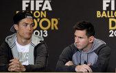 Messi a câştigat clar duelul cu Ronaldo: argentinianul ocupă primul loc în topul celor mai buni atacanţi, portughezul e pe poziţia a 29-a