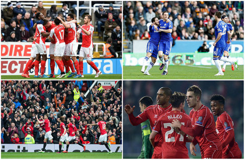 Care este cel mai puternic club din Anglia? Englezii au realizat un top obiectiv, iar Chelsea, Arsenal sau City sunt la mare distanţă de lideri