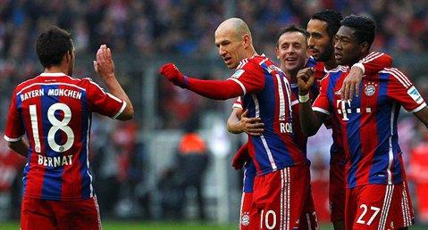 Alaba va fi indisponibil şapte săptămâni. Fundaşul lui Bayern s-a accidentat grav şi va rata derby-ul cu Borussia Dortmund