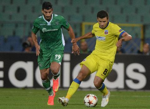 """""""Verde"""" pentru Hamza la Steaua. Anunţ de ultimă oră făcut de presa bulgară"""
