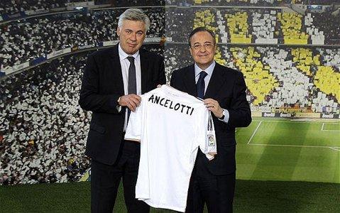 """Ancelotti i-a liniştit pe fanii Realului: """"Mă văd aici şi sezonul viitor, împreună cu Iker Casillas"""""""