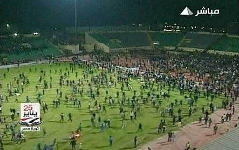 Fotbal însângerat. În Egipt, 11 persoane au fost condamnate la moarte pentru incidentele de la un meci din 2012 | VIDEO