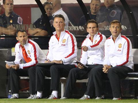 """Louis Van Gaal şi-a desemnat succesorul pe banca """"diavolilor roşii"""": """"Mă aştept ca el să fie viitorul manager"""""""