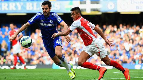 Fabregas se întoarce pe Emirates ca adversar. LIVESCORE etapa a 34-a din Premier League. Gardoş şi Chiricheş au meci direct, dar nu sunt anunţaţi titulari