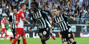 Angers a promovat în prima ligă franceză