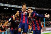 """LIVE SCORE   Finala Cupei Regelui, Athletic Bilbao - Barcelona 1-3. Messi marchează un gol magnific! Argentinianul a făcut """"dubla"""". Wiliams a redus din diferenţă. Scene incredibile pe Camp Nou: imnul Spaniei, fluierat de ambele galerii"""