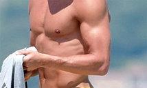 FOTO: Cum a apărut acest bărbat pe plajă. Imediat a atras toate privirile