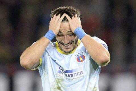 Şansă imensă pentru Steaua să-şi rezolve problemele din atac. OFICIAL | Piovaccari şi-a reziliat contractul cu Sampdoria