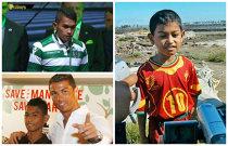 Tricoul care i-a salvat viaţa. Povestea incredibilă a unui copil indonezian, care a stat 19 zile între cadavre, după tsunami-ul din 2004. Ronaldo i-a reconstruit casa, iar acum a semnat cu Sporting Lisabona