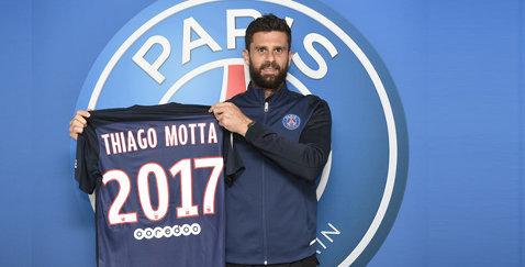Motta şi-a prelungit contractul cu PSG