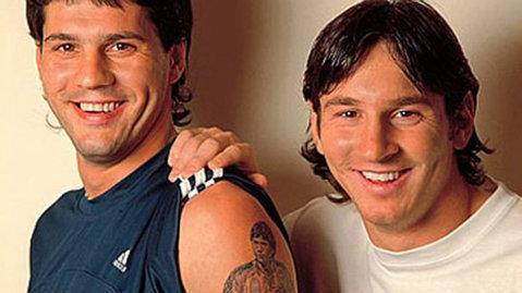 Familia Messi, noi probleme cu legea. Fratele lui Leo Messi a bruscat mai mulţi poliţişti, după ce a fost descoperit că purta ilegal un pistol