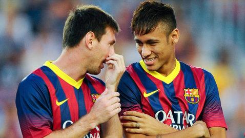 Primul interviu cu Messi după accidentare. Lui Neymar nu o să îi pice deloc bine declaraţia asta: ce a spus starul argentinian