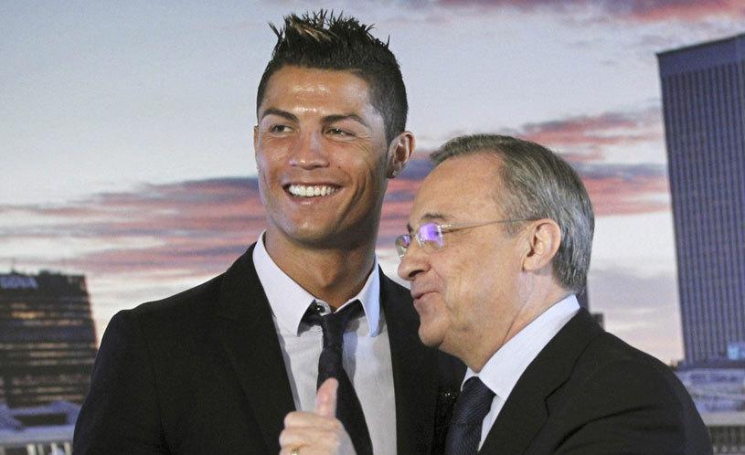 Încă o bombă pregătită de Florentino Perez. Cu ce jucător vrea să-l înlocuiască pe Cristiano Ronaldo