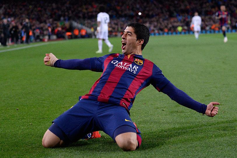 """Suarez a fost suspendat două etape, după ce i-a numit """"gunoaie"""" pe jucătorii lui Espanyol. Nici jucătorii lui Gâlcă n-au scăpat de sancţiuni"""