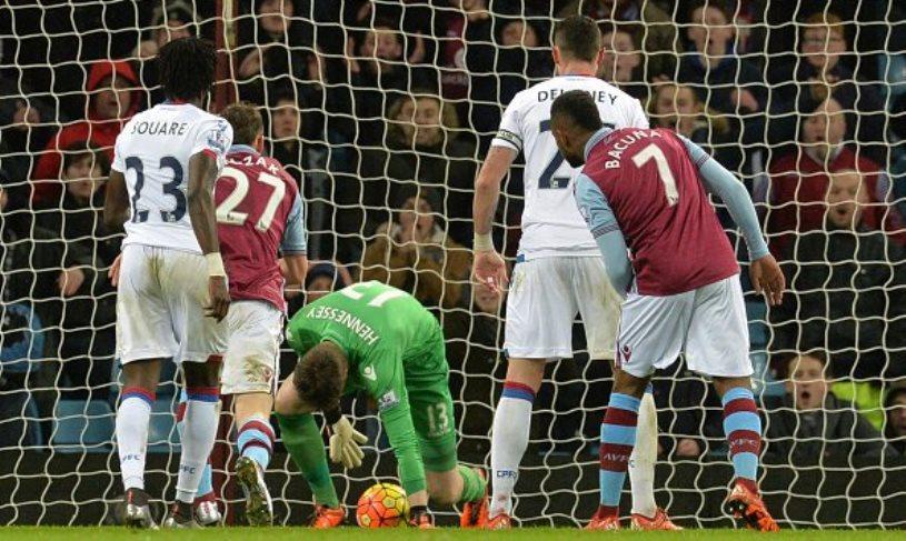 Gafă incredibilă la acest nivel! VIDEO Ce gol a putut marca Aston Villa în Premier League. Cum a intrat mingea în poartă