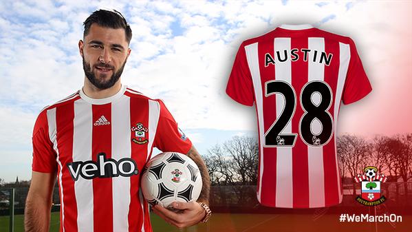OFICIAL | Southampton l-a achiziţionat pe Charlie Austin de la QPR