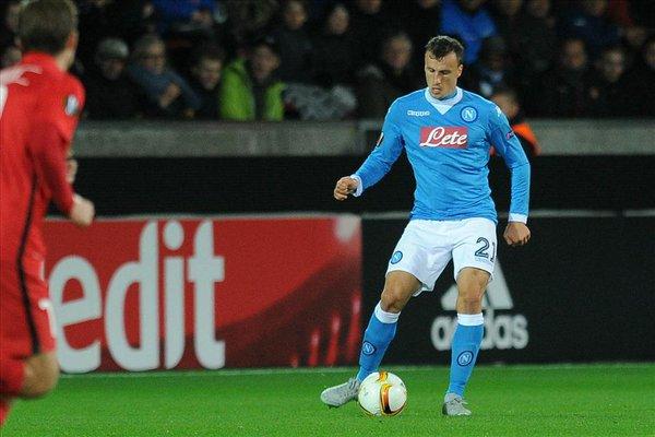 Napoli a învins Sassuolo, scor 3-1, în campionatul Italiei! Chiricheş a fost titular după două luni