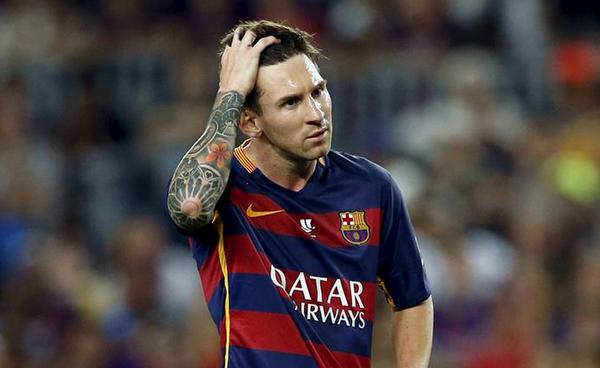 Vestea care poate ruina sezonul Barcelonei! Luis Enrique a intrat în PANICĂ: Messi s-a accidentat din nou. Ce a păţit cu Bilbao
