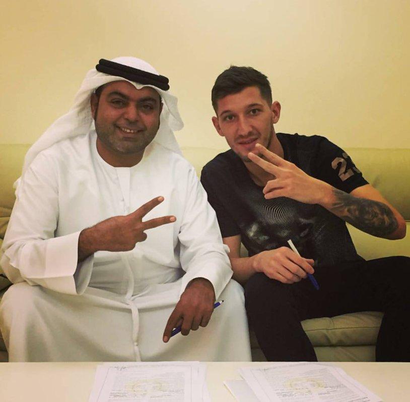 EXCLUSIV | Mihai Costea şi-a găsit echipă: fostul atacant al Craiovei şi al Stelei merge la Ittihad Kalba din Emiratele Arabe Unite