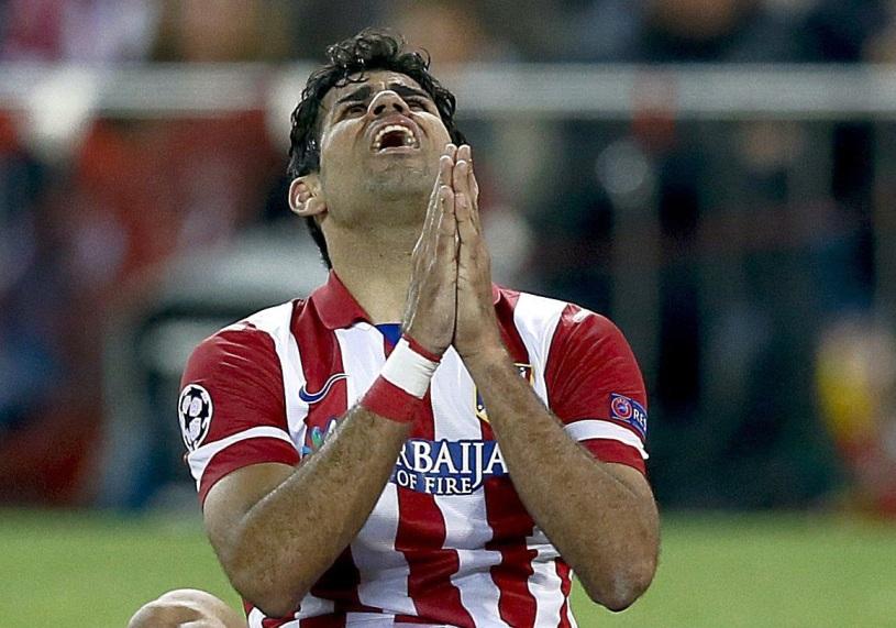 Ofertă uriaşă făcută de Atletico Madrid pentru Diego Costa! Ce răspuns a dat Chelsea