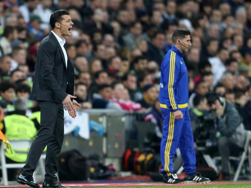Clasic: Real Madrid - Espanyol 6-0. Echipa antrenată de Gâlcă nu a existat pe teren. Debut dureros pentru Arlauskis în poarta lui Espanyol