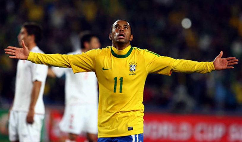 """Ultimul TREN pentru Robinho! Brazilianul vrea să revină """"printre stele"""". Anunţul făcut în Anglia"""