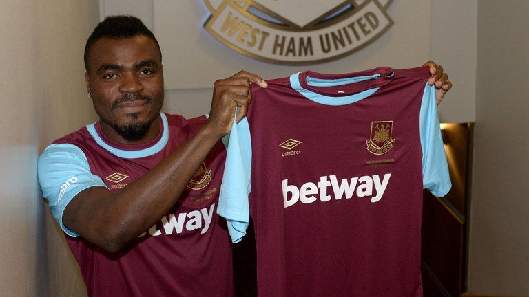 Un nou transfer de marcă pentru West Ham United: Bilic l-a adus pe Emenike, de la Fenerbahce